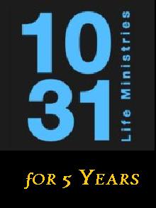 Five Year Banner