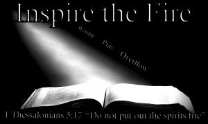 10:31:Life Ministries partner Inspire the Fire.