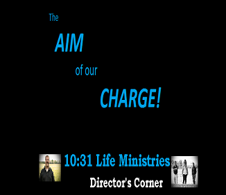 The Aim of Our Charge